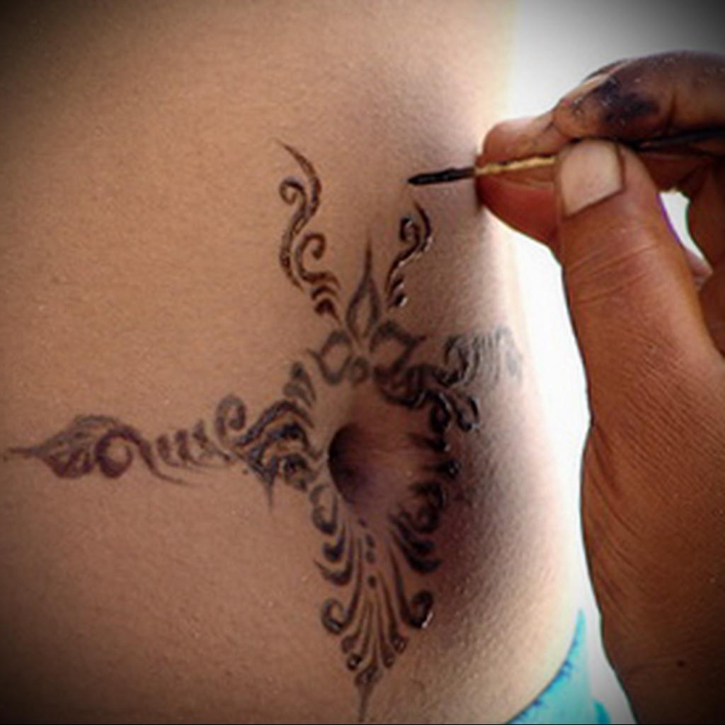 Временные татуировки 3