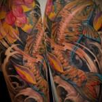 Значение татуировки карп 1