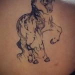 Значение татуировки лошадь 2