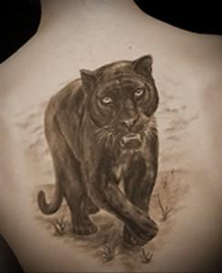 Значение татуировки пантера 1