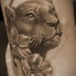Значение татуировки пантера 3