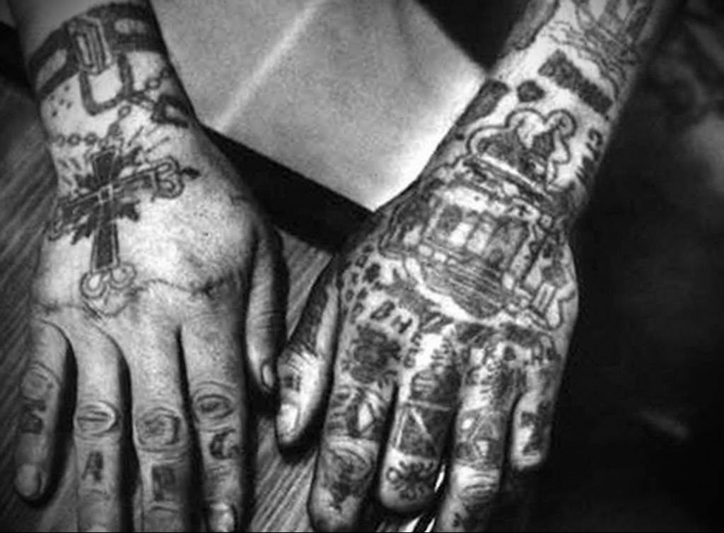 Значение татуировки перстни 2