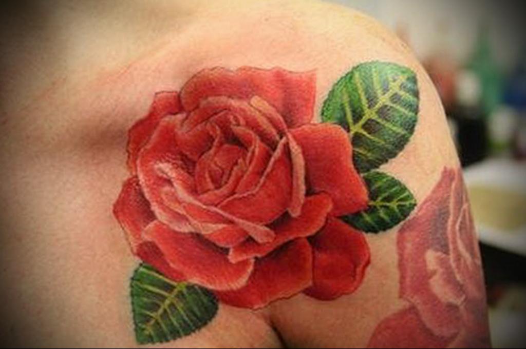 что значит роза в татуировке