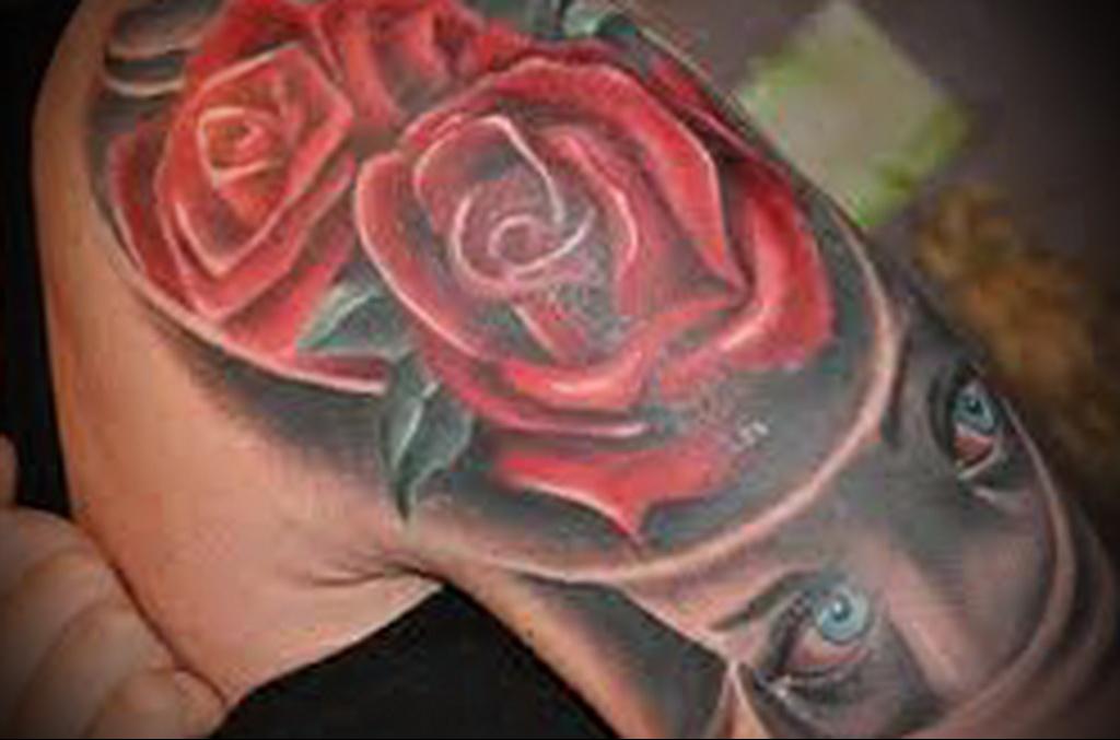 что обозначает наколка роза