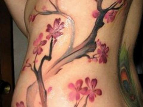 Значение татуировки сакура 2