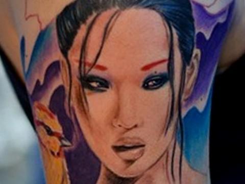 Значение татуировки девушка
