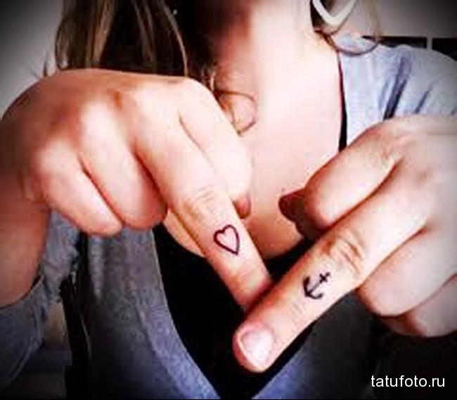 Якоря - Фото татуировок - Татуировки на TopTattooru