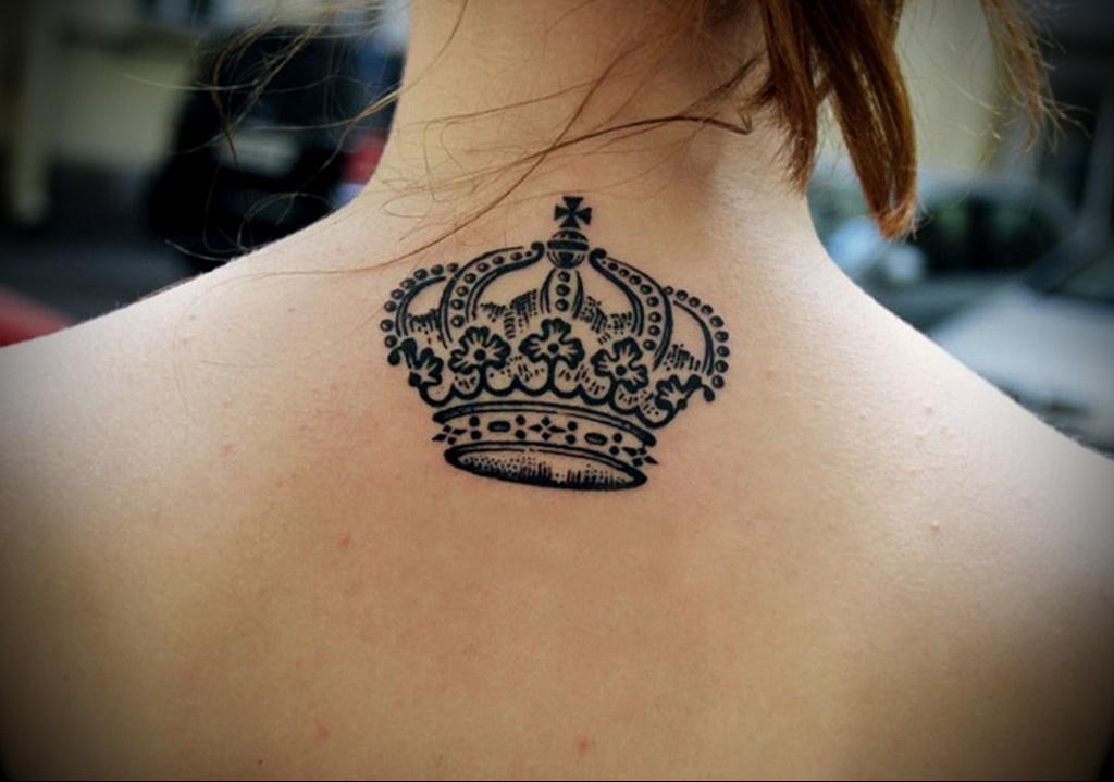 Значение татуировки корона 7