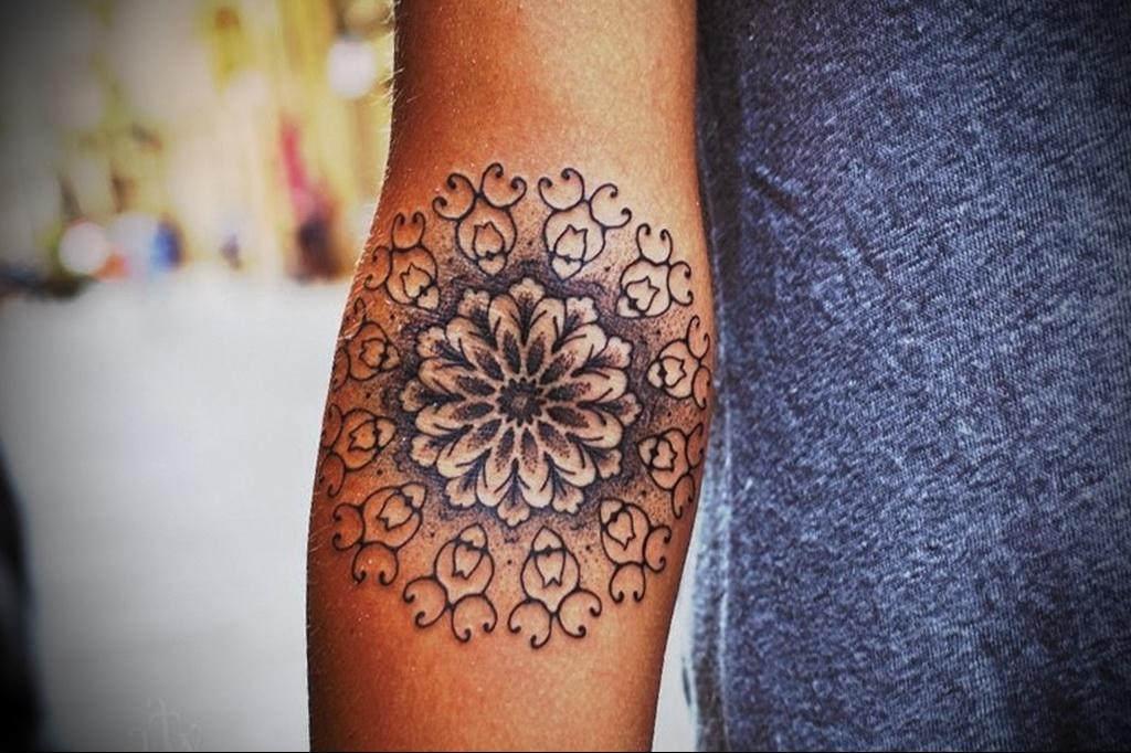 Значение татуировки мандала 1