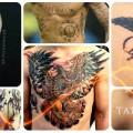 ТАТУ РИСУНКИ - раздел с фотографиями татуировок
