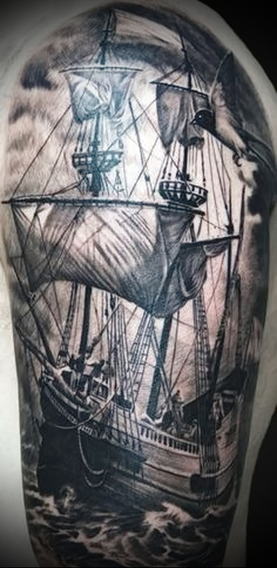корабль тату 1