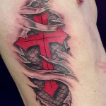 3d татуировки мужские