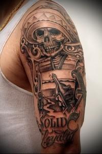 way of the warrior tattoo
