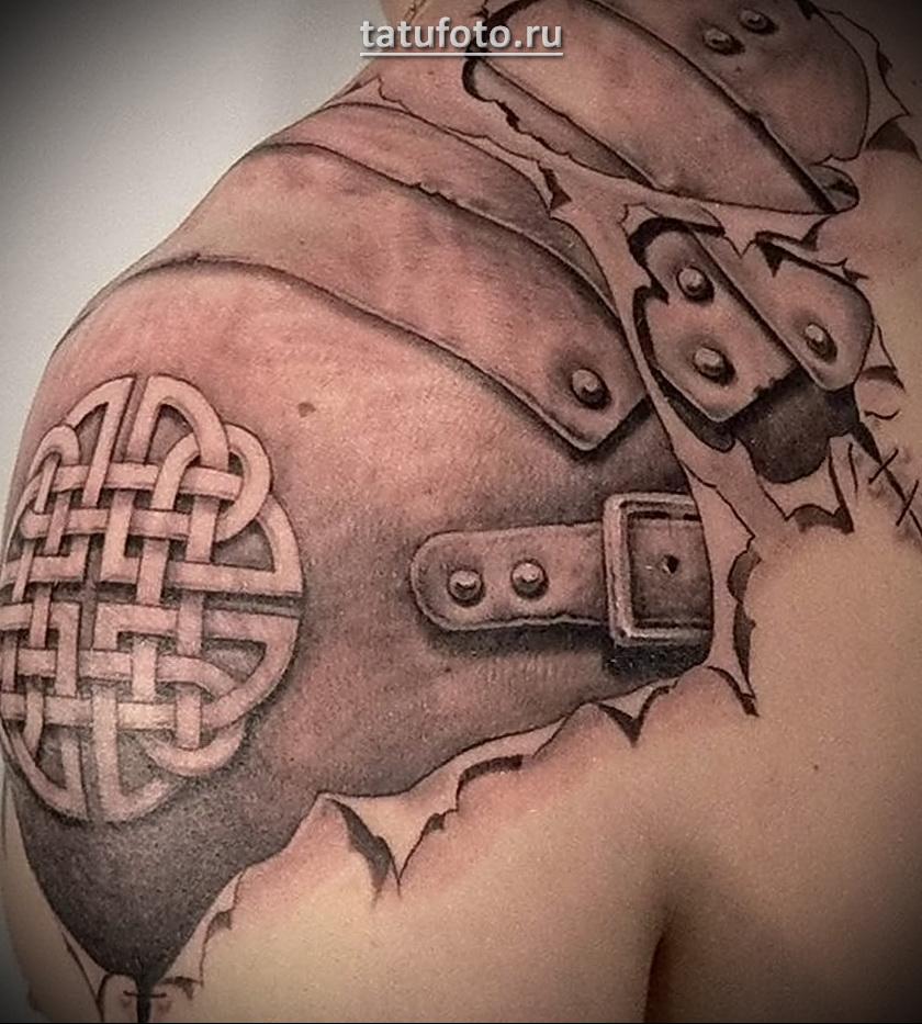 Кельтский узел тату значение фото