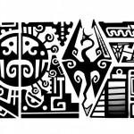 Полинезия тату эскизы - символы