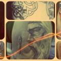 Татуировки в славянском стиле