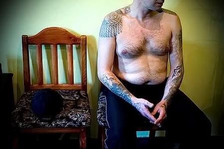 воровская татуировка Эполет фото 1