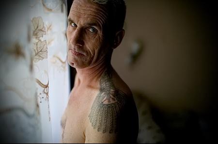 воровская татуировка Эполет фото 3