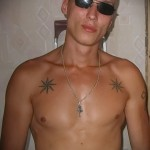 воровская татуировка звезда фото 2