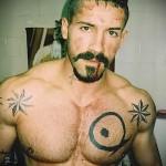 воровская татуировка звезда фото 6