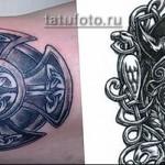 славянская символика тату