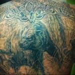 татуировки в славянском стиле фото