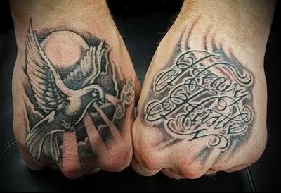 тату надписи на руке 2
