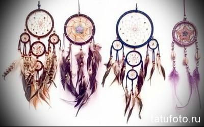 Ловец снов тату значение 1