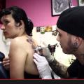 видео татуировка с вороном - обложка