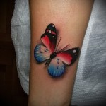 Butterfly Tattoo 2