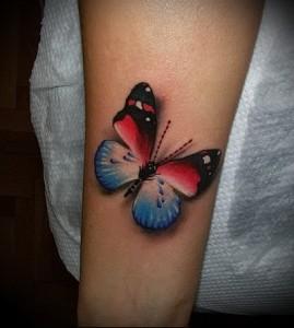 Butterfly Tattoo 2