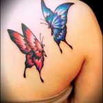 Butterfly Tattoo 6