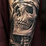 Meaning tattoo skull