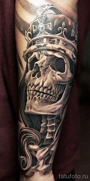Meaning tattoo skull
