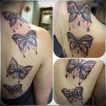 tattoos for girls Butterfly