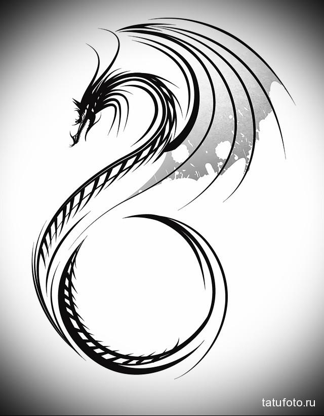 рисунки татуировки шее