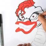 Значение татуировки клоун 6