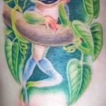 Значение татуировки лягушка 2