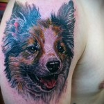 Значение татуировки собака 1
