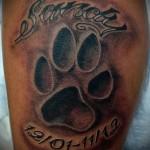 Значение татуировки собака 2