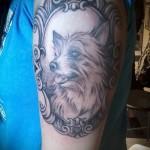 Значение татуировки собака 6