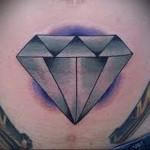 Значение тату алмаз (бриллиант) 3