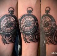 Значение татуировки часы 2