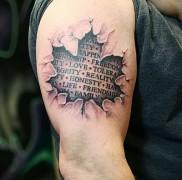 Значение тату кленовый лист 22344