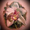 Значение тату орхидея 16