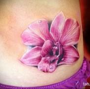 Значение тату орхидея 24
