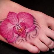 Значение тату орхидея 25