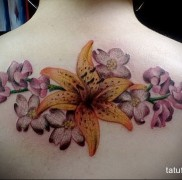 Значение тату орхидея 33