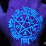 Тату пентаграмма значение 123111