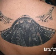 татуировка для военного  2223434